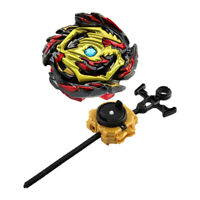 Metal Fusion Bursting Spinning Top Fight Combat Toys Set for Kids Toy Gift