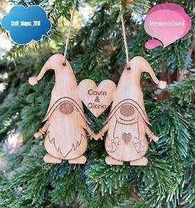 Personalised Christmas Gonk, Christmas Decoration, Family, Gonk, Christmas