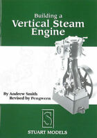 BUILDING A VERTICAL STEAM ENGINE FROM CASTINGS BOOK
