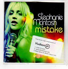 (FO431) Stephanie Mcintosh, Mistake - DJ CD
