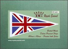 Royale Antenna Pennant Flag CLASSIC MOD UNION JACK - FP1.0211
