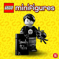 LEGO Minifigures #71013 - Serie 16 - Spooky Boy - NEW / NEUF - Sealed