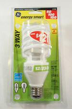 GE 47448 12/23/29-Watt CFL Energy Smart Spiral 3-Way Light Bulb