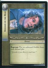 Lord Of The Rings CCG Card TTT 4.C308 Knocked On The Head