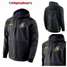 Rare Sz 3XL! Nike LA Lakers Packable Jacket Hoodie Coat Showtime Kobe LeBron
