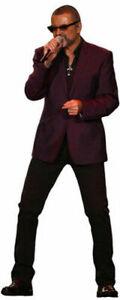 George Michael Life Size Celebrity Cardboard Cutout Standee