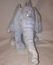 Dr. Seuss Kohls Cares For Kids Horton Hears A Who Elephant Posable Trunk Plush