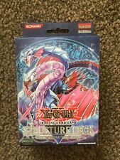Yu-GI-Oh - 1st Edition SD4 Fury From The Deep Structure Deck - Factory Sealed LP