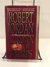 A Crown of Swords (Paperback) - Robert Jordan - The Wheel of Time