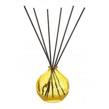 Amber Crackle Reed Diffuser Vase