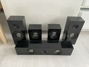 Samsung Home Theater Speakers Center & Satellites PS-cc5500 PS-RC5500 PS-FC5500