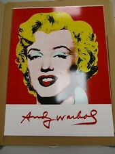 Andy Warhol Marilyn Monroe License Wandfliese von Steuler Design Rar