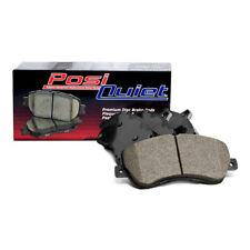 Centric Rear Posi-Quiet Ceramic Brake Pads 1Set For 2002-2012 Nissan X-Trail