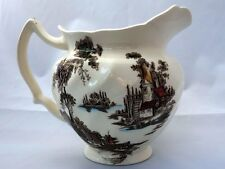 Old Mill Porcelain Pitcher Johnson Brothers 32 Ounce