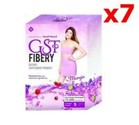 x7 GST Fibery Detox containing high fiber Clean Weight Loss Dietary supplement