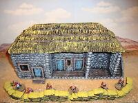 A1 Rourkes drift house 28mm for wargames scenery and terrain Buildings. Zulu war
