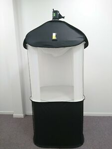 Lastolite LR8836 Studio Cubelite  100 x 100 x 185  plus removeable hood & lights