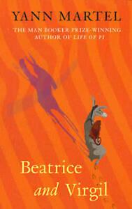 Beatrice and Virgil by Yann Martel (Hardback)  🇦🇺 AU Free Shipping