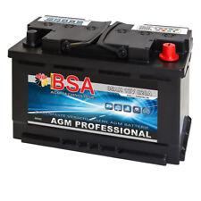 AGM Autobatterie 85AH - 820A AUDI BMW MERCEDES VW OPEL Start Stop 80AH