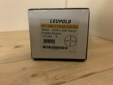 leupold vx-5hd firedot 3-15x56