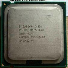 Core 2 Quad Q9550 CPU Quad-Core 2.83GHz 12M 1333MHz LGA 775 CPU Processor pansz