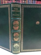 Franklin Library: THE REPUBLIC: GREEK PHILOSOPHER: PLATO: SOCRATES
