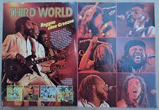 THIRD WORLD  - Clipping/Bericht aus dem Jahr 1979 - Musikzeitschrift