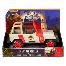 Jurassic World LEGACY COLLECTION 93 JEEP WRANGLER WINCH VEHICLE 1993 PARK