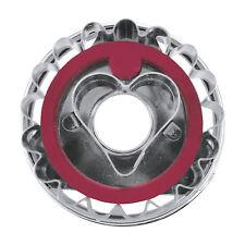 Ausstecher Ausstechform Keksausstecher Linzer mit Herz