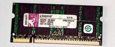 1 gb ddr2 RAM 200-pin SO-DIMM pc2-5300s portátil-Memory 'Kingston kvr667d2s5/1g'