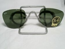 New Authentic Ray-Ban 2140 Wayfarer G-15 Glass Replacement Lenses 54mm rb38e