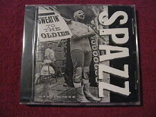 SPAZZ Sweatin' To The Oldies CD Tankcrimes Lack Of Interest Crossed Out
