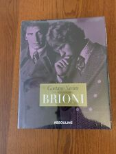 ASSOULINE Hardcover Gaetano Savini The Man Who Was BRIONI Book SEALED RARE