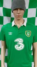 Republic of Ireland 2014-2016 Official Umbro Football Shirt (Adult Small)