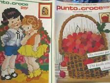 I Lavori Femminili Di Mani Di Fata Punto A Croce #25-Flowers/Oriental/Sampler/Bo