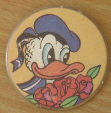 Russian pin DONALD DUCK CARTOON HERO Buttons Disney's badge Kid Child Sailor Flo