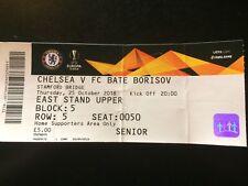 Billete a Juego-Chelsea V bate Borisov 2018-19 UEFA Europa Liga