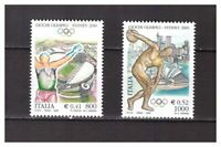 S20070a) Italy MNH 2000 Olympic Games Sydney 2v