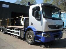 2009 59-reg Renault Premium DXI 370 6x2 Beavertail Plant Vehicle