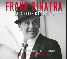 SEALED NEW CD Frank Sinatra - The Singles Collection