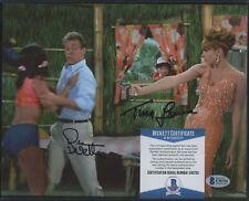 Tina Louise & Dawn Wells Signed 8x10 Photo AUTO Autograph Beckett BAS COA #1