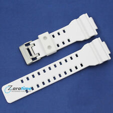 New CASIO Replacement Watch Band/Strap for G-Shock GA-110C-7A WHITE