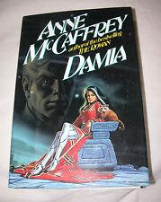 Rowan / Damia: Damia Vol 2 by Anne McCaffrey 1992 Hardcover Free Shipping U.S.A.