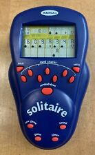 Radica Solitaire (2000) - Electronic Handheld Game