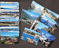 Lotto Cartoline 200 pz. - Formato Grande a colori 1950/1980 ca. - Italia 4A