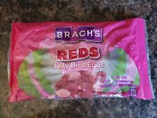 Brach's All Reds Jelly Beans Bird Eggs Easter Candy Party Favors Wedding 3/22
