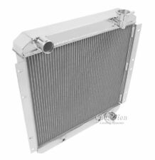 1958-80 Toyota Land Cruiser Radiator,Champion Aluminum 3 Row Radiator,3.9,4.2V6