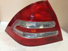 2001-2004 Mercedesr C240 C320 Sedan C-Class W203 Left Tail Light Lamp