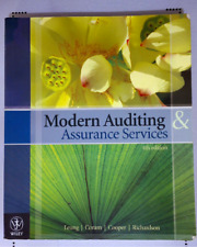 B1 Modern Auditing and Assurance Services by John Wiley & Sons Australia Ltd 4E