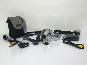 Panasonic NV-GS60 Mini DV Tape Digital Video Camera Handcaym With Accessories